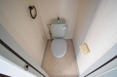 【トイレ】サンビレッジ須磨A棟