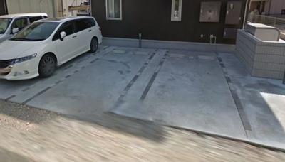【駐車場】フローラ昭島