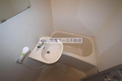 【浴室】アメニティサントリーニ