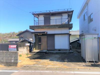 【外観】関市向山町借家