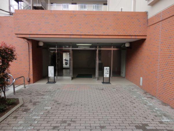 【エントランス】東大島ファミールハイツ2号館【仲介手数料半額・リフォーム済み】