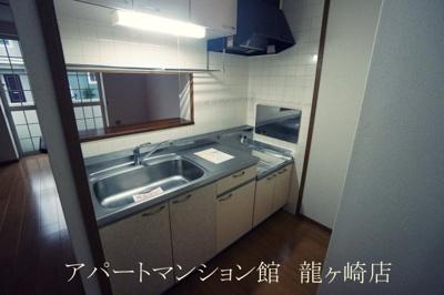 【キッチン】ルミエールA