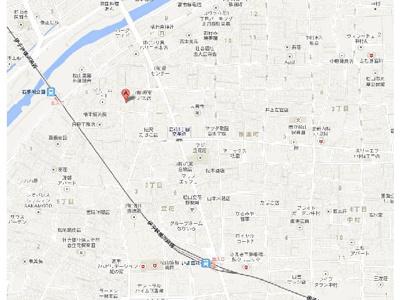 【地図】ドミール・T-1・