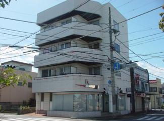 【外観】静岡県三島市西本町一棟マンション