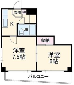 【間取り】静岡県三島市西本町一棟マンション