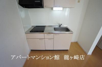 【キッチン】グランディ若柴