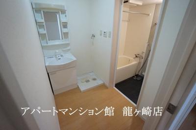 【浴室】グランディ若柴