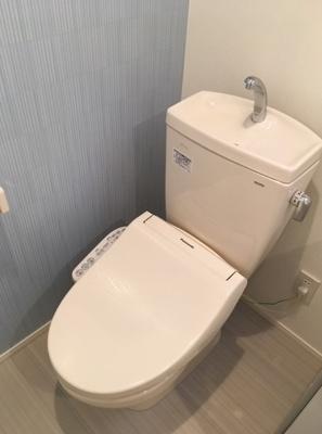 ハーモニーテラス柴又Ⅳのトイレ