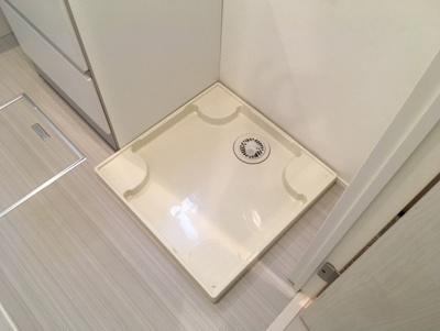 ハーモニーテラス柴又Ⅳの室内洗濯機置き場