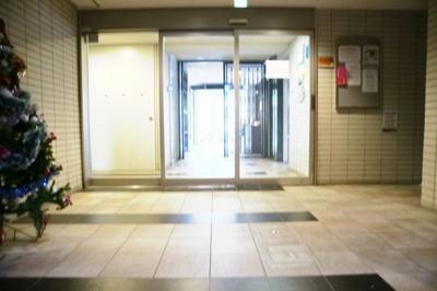 【エントランス】エステムコート心斎橋イーストⅢEXCEED