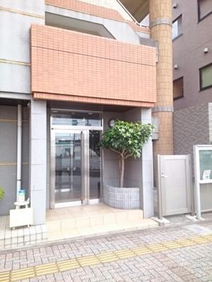 【エントランス】ヌーヴェルレジデンス