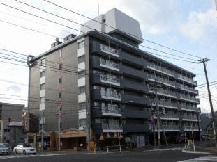 【外観】【仲介手数料無料】円山パークハイツ