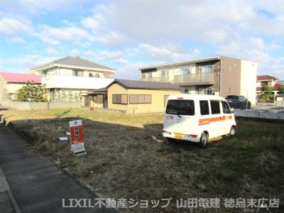 【外観】南沖洲5丁目土地(No.11)