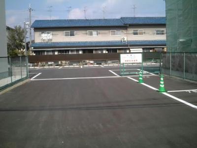 【外観】堀毛西駐車場