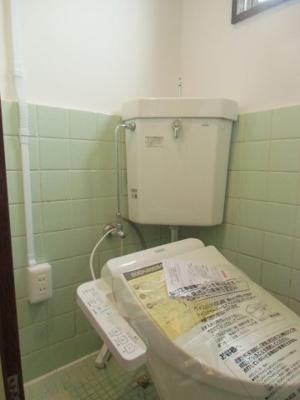【トイレ】マンション加藤