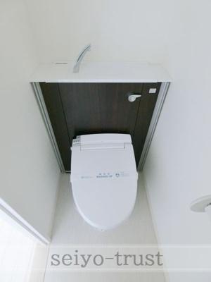 【トイレ】月光住吉町