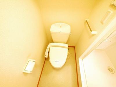 【トイレ】レオパレス相楽