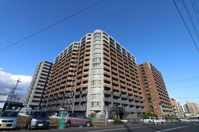 JR、京阪大津京駅徒歩1分・15階建12階部分・北西角部屋