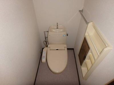 【トイレ】サンビルト山内Ⅰ・