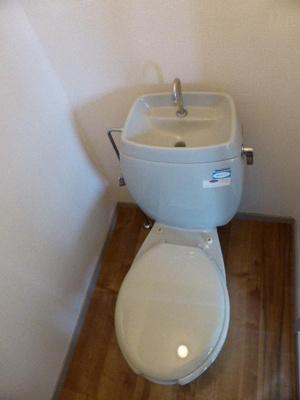 【トイレ】ウィンディアさの B