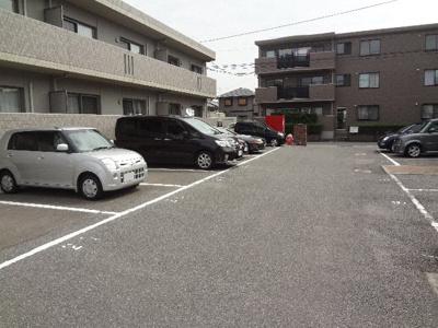 【駐車場】フェニックスコートD棟・