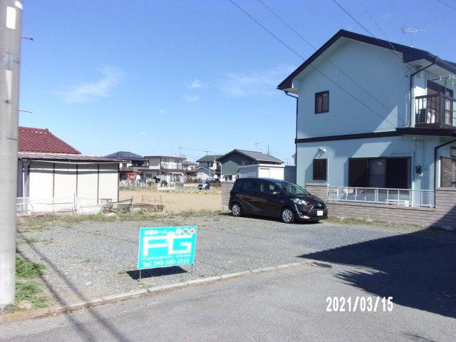 【外観】深谷市国済寺 730万 土地