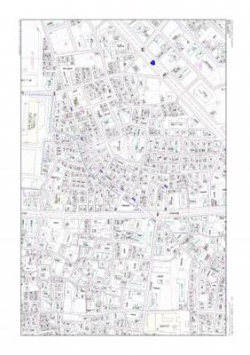 【地図】西宮市上大市4丁目一戸建て