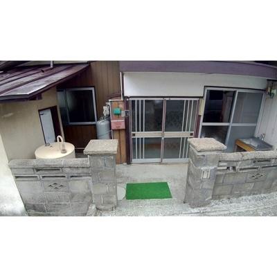 【玄関】西町一戸建住宅