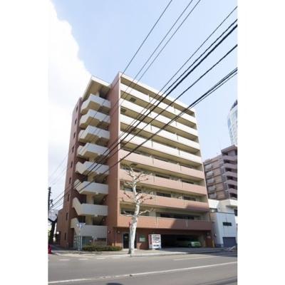 【外観】【仲介手数料無料】ドミール札幌