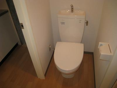 【トイレ】リバージュ宇品