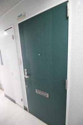 【玄関】ロータリーマンション永和