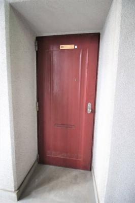 【玄関】レジデンスやまびこ