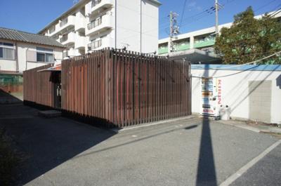 【駐車場】枝吉1丁目198貸店舗