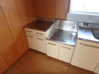 【キッチン】古川北2丁目借家・