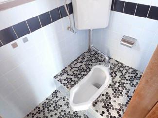 【トイレ】古川北2丁目借家・
