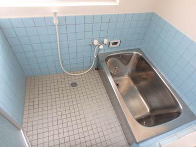 【浴室】古川北2丁目借家・