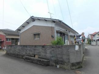 【外観】北久米町631-2貸家
