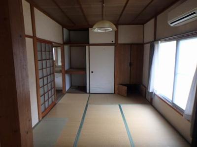 【内装】北久米町631-2貸家