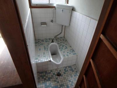 【トイレ】北久米町631-2貸家