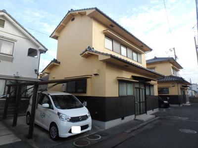 【エントランス】北久米1034-3-3山口戸建