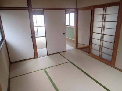 【和室】南久米町 片岡(英)借家・