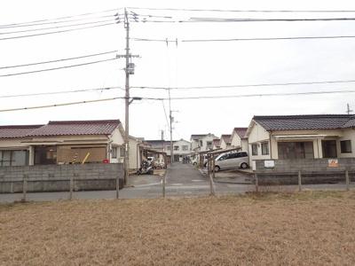 【周辺】南久米町 片岡(英)借家・