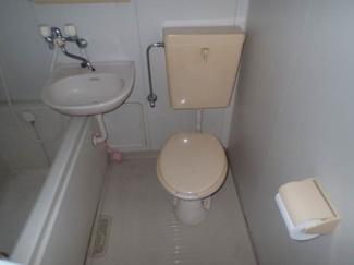 【トイレ】瓢六ビル