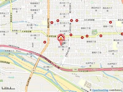 【地図】ブライムサンライト・