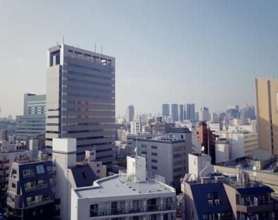 【展望】ラフュージュ大井町