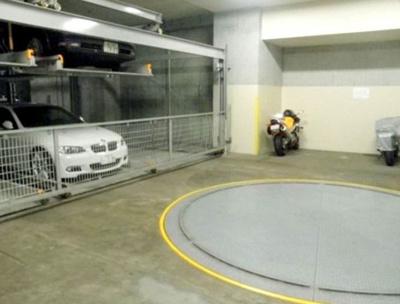 【駐車場】レジディア島津山