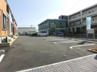 【駐車場】ファミュ