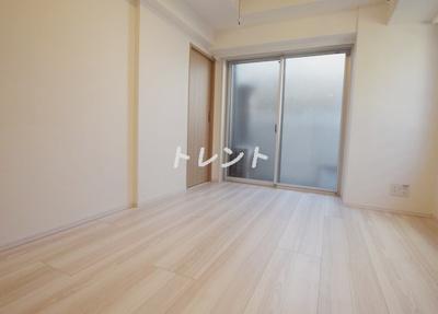 【寝室】ライブカーサ早稲田【Live Casa早稲田】