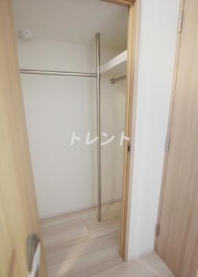 【収納】ライブカーサ早稲田【Live Casa早稲田】