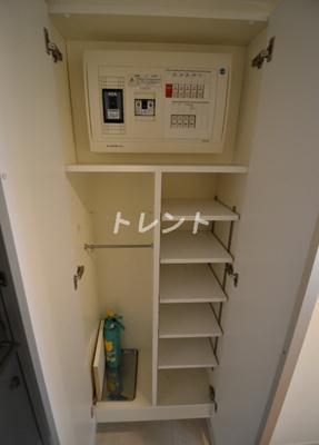 【玄関】コンフォリア西新宿